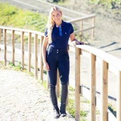 Bryczesy Horze Celine Women's Full Seat Breeches