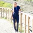 Bryczesy Horze Celine Women's Full Seat Breeches