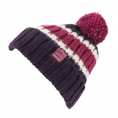 Czapka Horze Striped Knitted Hat
